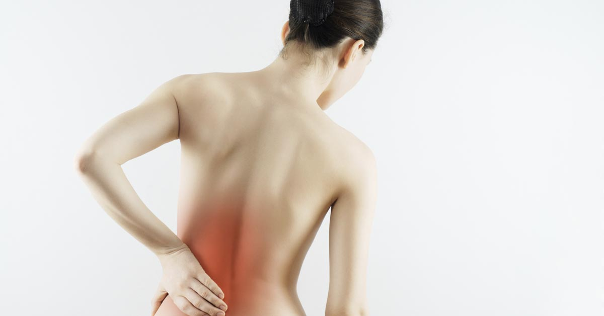 Parma back pain treatment by Dr. Baker