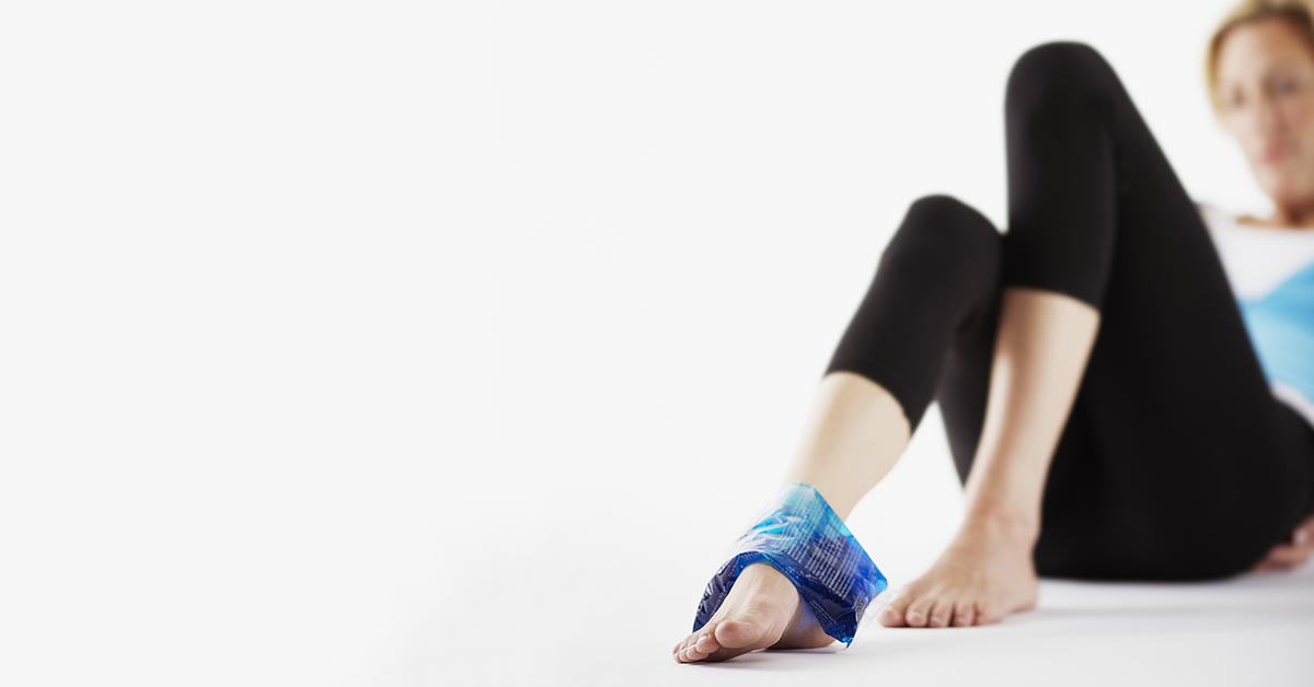 Parma natural ankle sprain treatment